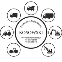 Kosowski Elektronika Pojazdowa Grzegorz Kosowski