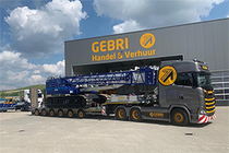Stock site Gebri Handel & Verhuur B.V.