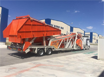 Stock site Plusmix Concrete Batching Plant