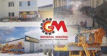 Stock site GENERAL MAKİNA