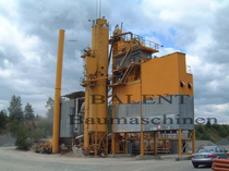 Stock site Balent Baumaschinen