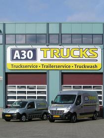 Stock site A30 trucks