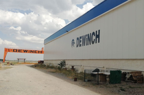Stock site DEWINCH IND.TRD.LTD.CO