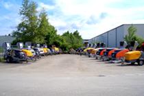 Stock site K&W Kraus Technik und Service GmbH