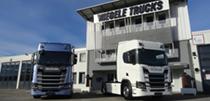 Stock site Wiegele Trucks GmbH & Co KG