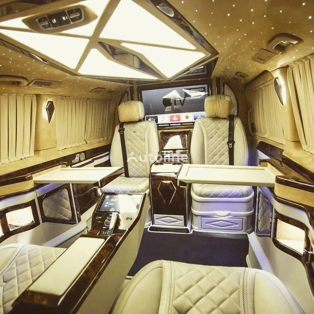 new MERCEDES-BENZ V250 4 Matic  VIP Business Luxus Austattung  passenger van