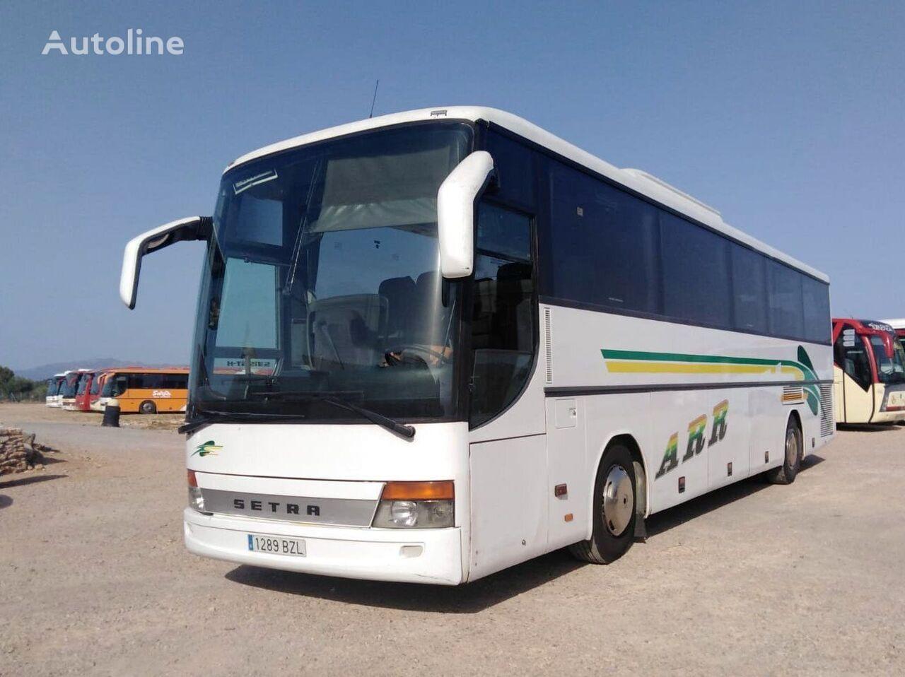 SETRA S315 GT HD MOTOR MERCEDES + 435 CV  coach bus