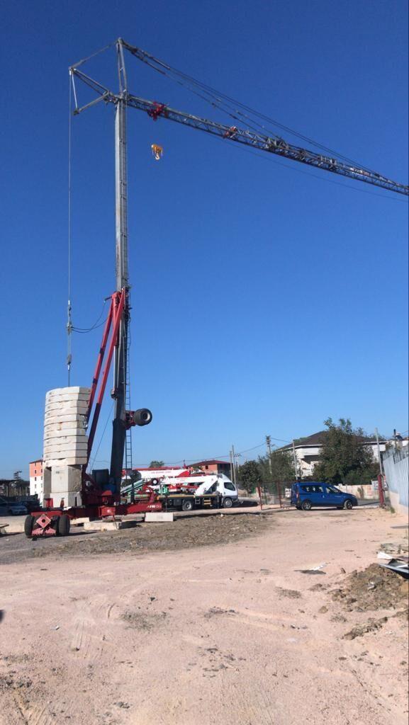 FMGru tower crane