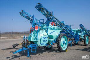BERTHOUD  Tracker 3200 3200 liter tank, 18m boom, eductor, Berthoud DP Tr trailed sprayer