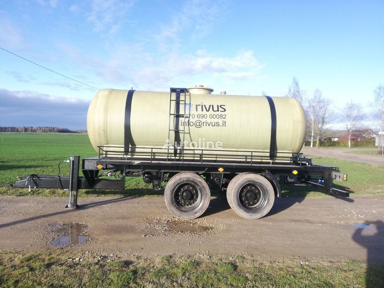 other tank trailer