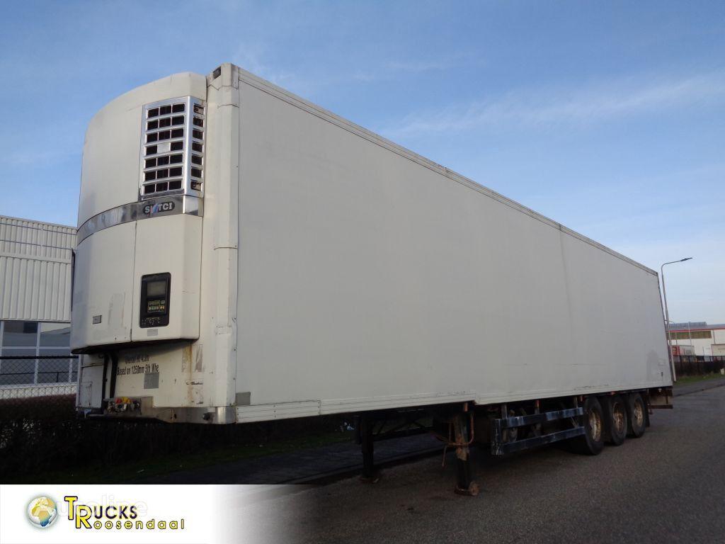 Gray and Adams GA12MR + 3 Axle + Thermo King refrigerated semi-trailer