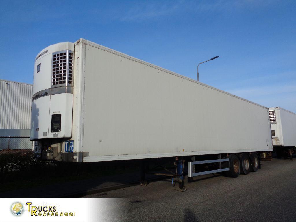 Gray and Adams GA3FL + 3 axle + Thermo King refrigerated semi-trailer