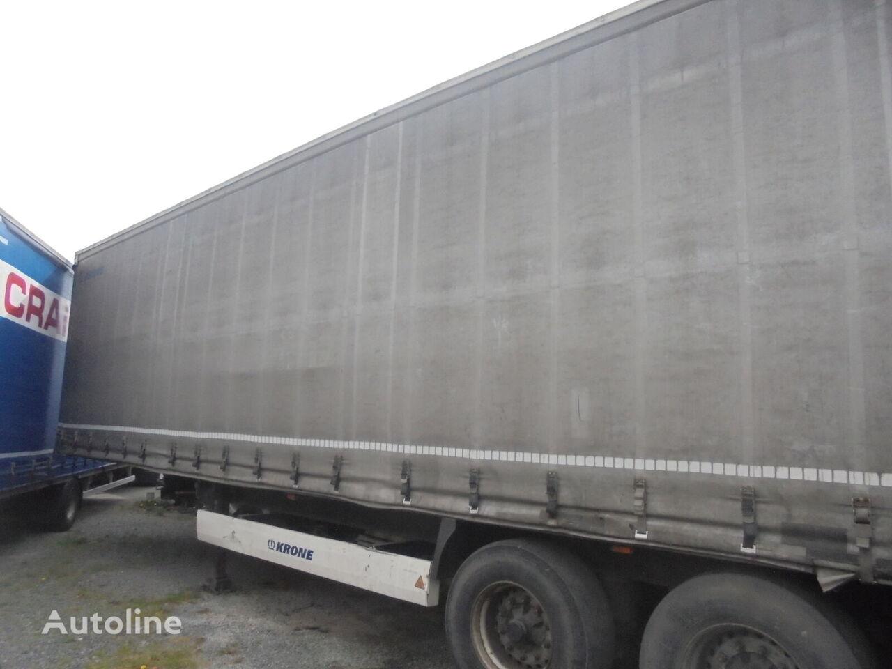 KRONE Standart tilt semi-trailer