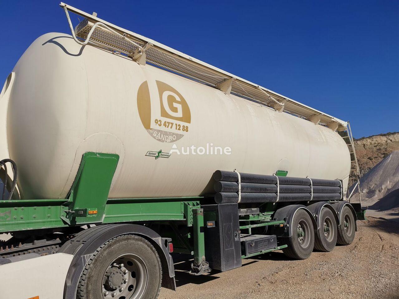 silo tank trailer