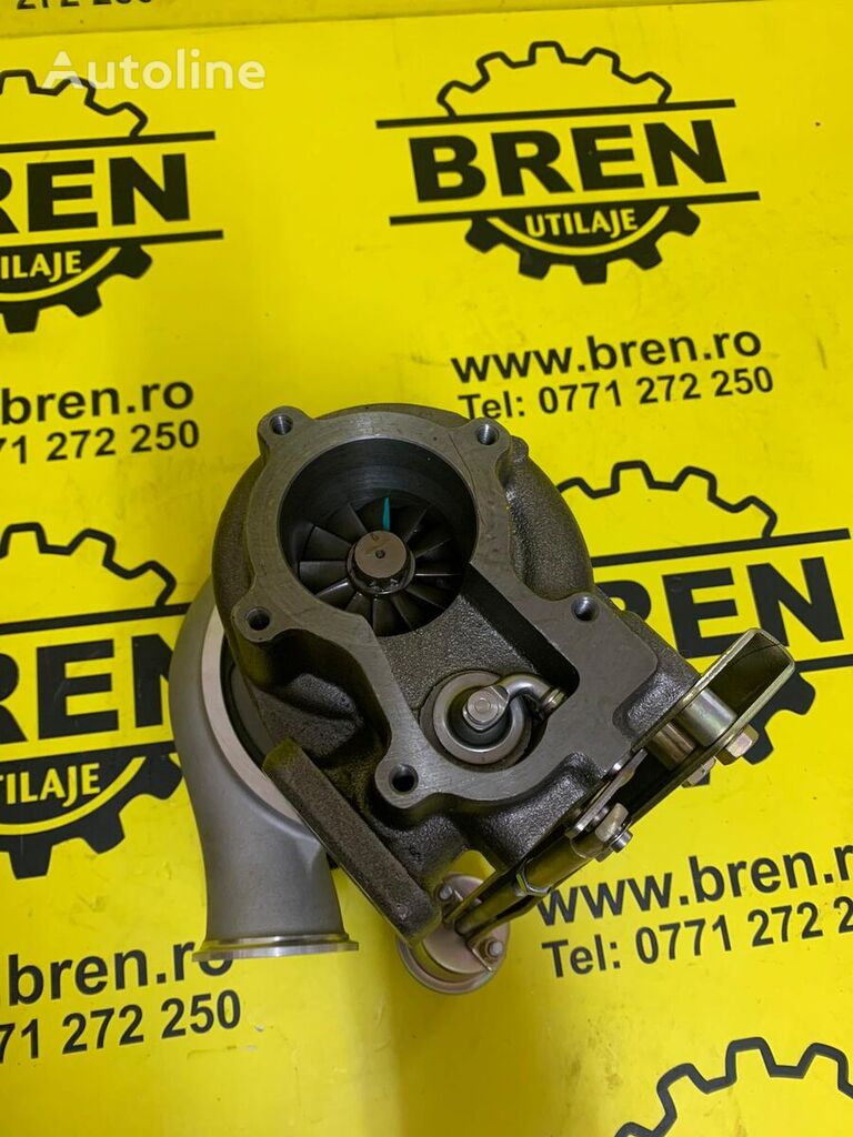 new IVECO (3597180) engine turbocharger for IVECO WHX35W excavator