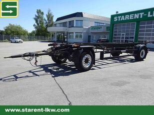 SCHWARZMÜLLER Lafette PA 2/ATL-A/B7, ALU-Felgen chassis trailer