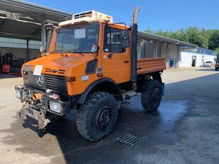 UNIMOG Mercedes Benz Unimog U 1600 chassis trailer