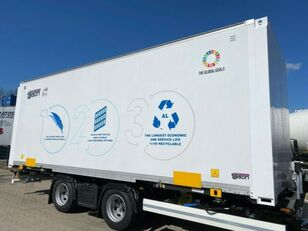 new TALSON closed box trailer