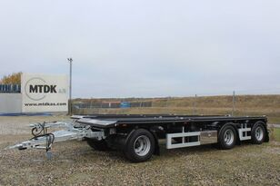 AMT Trailer AMT AO370 - OVERFØRINGSANHÆNGER container chassis trailer