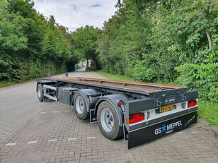 GS Meppel AC-2800 L - LIFT AS - BANDEN 90% container chassis trailer