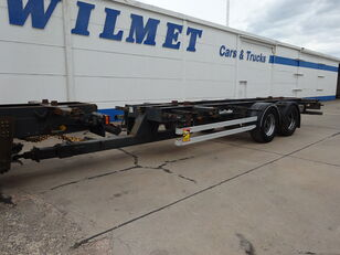 LECI TRAILER container chassis trailer