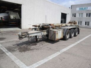 NOPA 5.5-6 m container chassis trailer