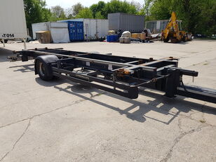 SCHWARZMÜLLER S-seria + container  container chassis trailer