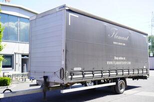 GNIOTPOL G4080 , Curtain 7,7m , GVW 4,500kg  curtain side trailer