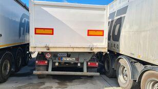 damaged PANAV PS3.24 dump trailer