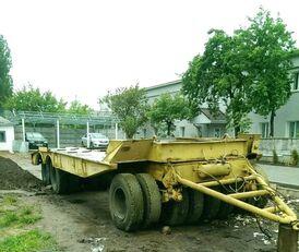 Прицеп-тяжеловоз трёхосный 3-ПТ-40. ЧМЗАП-5208 equipment trailer