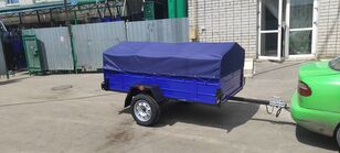new LEV Лев 21 flatbed trailer
