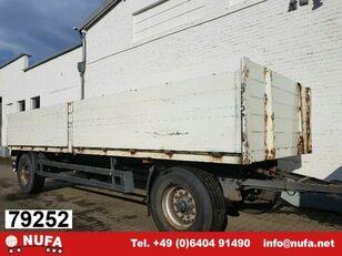 MEUSBURGER Anhänger MPA-2 flatbed trailer