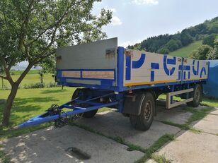 PANAV PV 18 flatbed trailer