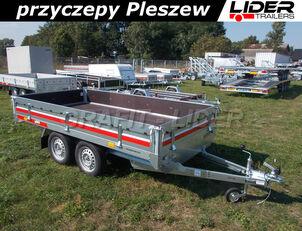 new TEMARED  TM-241 przyczepa 304x153x30cm, Transporter 3015/2, uniwersalna, flatbed trailer