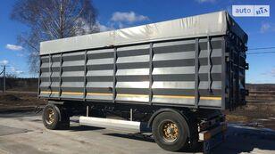 new KRONE grain trailer