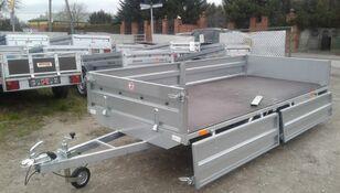 new Carro  Przyczepa Delta 350x150 cm 2 osie light trailer
