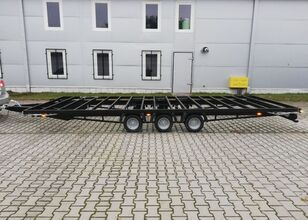 new D.A.C. Platforma low loader trailer