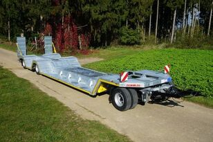 new DEMMLER FPF 30 low loader trailer