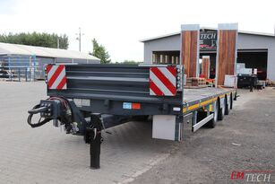 new EMTECH SERIA PNP model 3.PNP-S-1N (NH1) - Przyczepa TRIDEM oś Nadążna low loader trailer