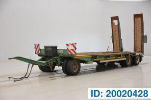 GHEYSEN LOW BED TRAILER low loader trailer