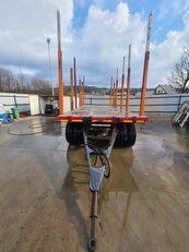 HUTTNER HT 18 timber trailer