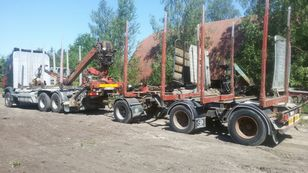 ISTRAIL 4634 timber trailer