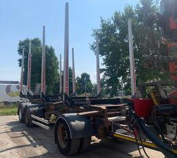 NARKO D3MS11T11 timber trailer
