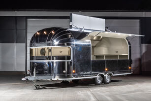 new AIRSTREAM Catering Trailer | Food Truck | Stainless Steel vending trailer