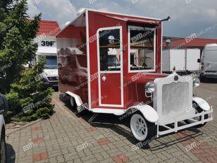 new BODEX przyczepa handlowa, mobilna gastronomia, Verkaufsanhänger, Cater vending trailer