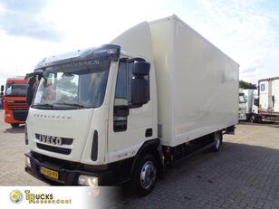 IVECO EuroCargo 75 EuroCargo 75E18 + Euro 5 + Lift box truck