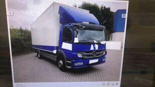 MERCEDES-BENZ Atego II  box truck