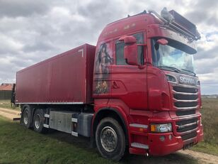 SCANIA R560 V8 HDS 19TON/m TR.084 box truck