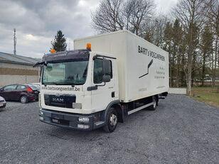 MAN TGL 8.180 taillift/hayon - euro 5 - very good tyres box truck