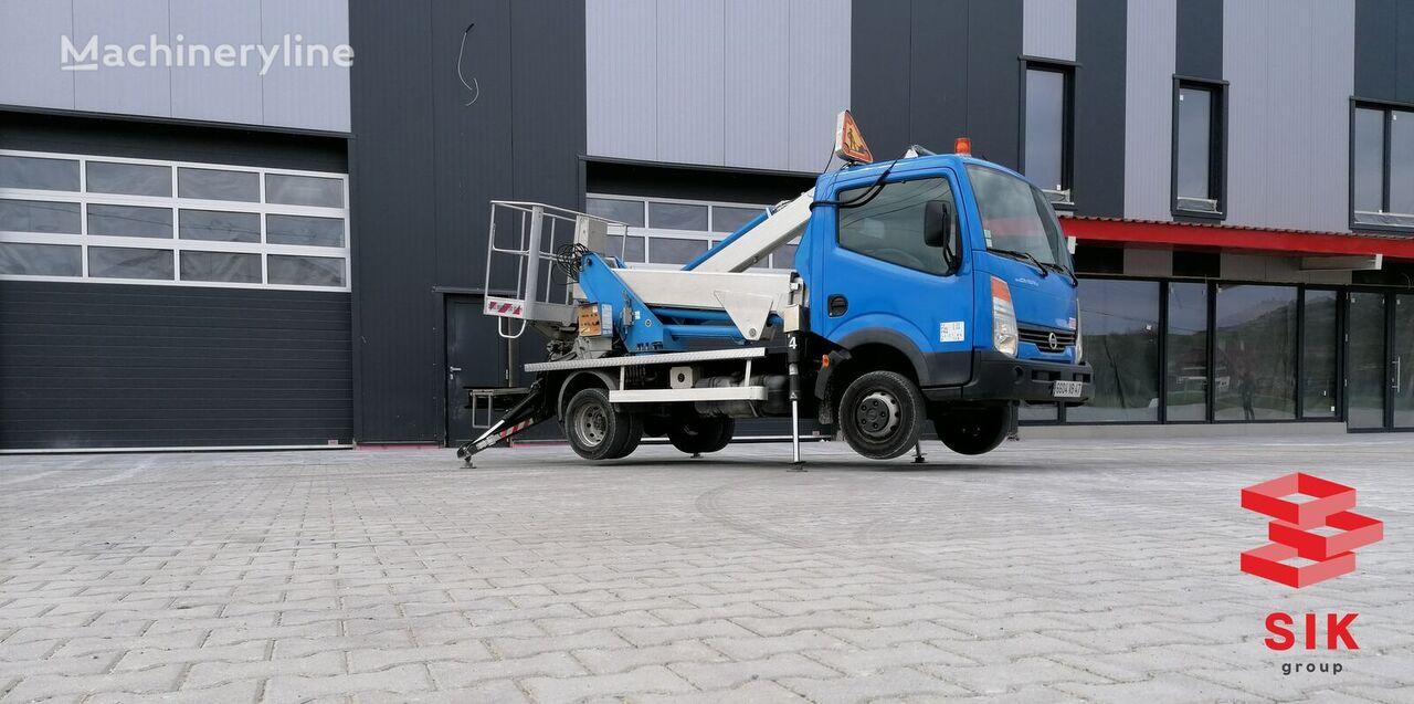 NISSAN Cabstar 35.11 Multitel MX200  bucket truck